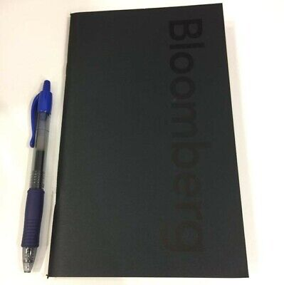 JP Morgan Notepad with pen included