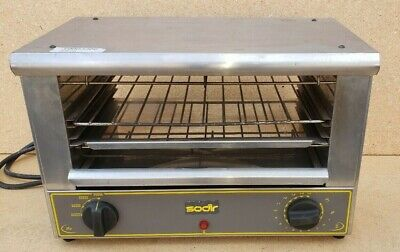 Equipex BAR-100, 18-Inch Wide Single Shelf Electric Toaster Oven