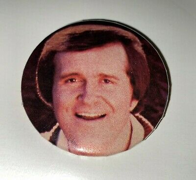Country Pinback Button Barbara Mandrell 2 14 Opry Music New with Vintage Photo