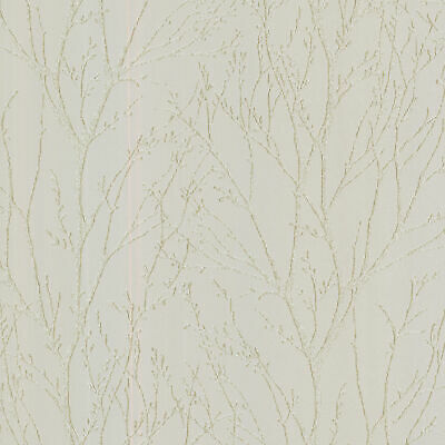 J18717 Wood Twig Lined Branches Effect Feature Wallpaper