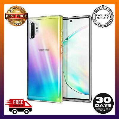 Note 10 Plus 5G Case Ultra Hybrid Spigen cover Crystal Clear Samsung Galaxy