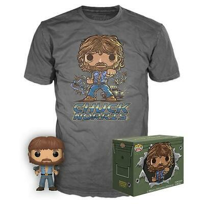 Funko POP! Movies Collector Box: Chuck Norris POP! & Tee - XL