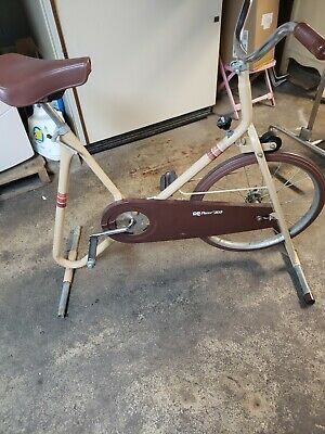 FLYWHEEL HOME BIKE, Exercise Spin Stationary Bike with