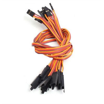 5x Servo Extension Cord Lead Y Wire Receiver Cable For*RC Airplane Car ConnecKH