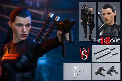 """Swtoys FS018 1//6 Scale Resident Evil The Clone Alice 12/"""" Figure ❶USA IN STOCK❶"""