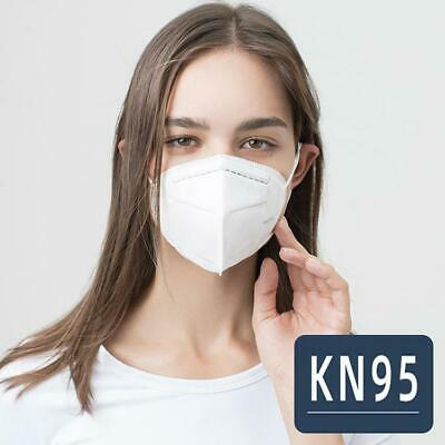 KN95 Protective 5 Layers Face Mask [10 PACK] BFE 95% Disposable Respirator