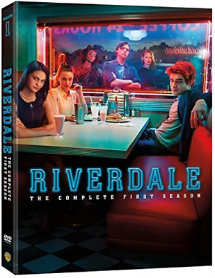 Riverdale The Complete First Season DVD NUEVO