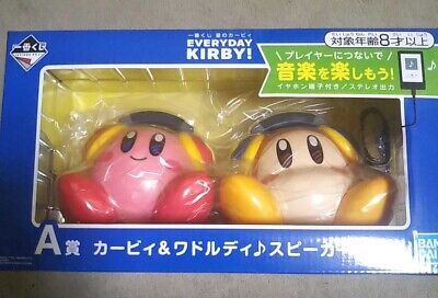 Kirby EVERYDAY KIRBY Prize-B Ichiban Kuji Lottery Prize 2 way Plush Bag Japan