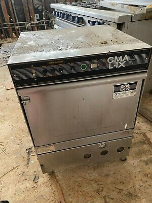 CMA Dishmachines L-1X Undercounter Commercial Dishwasher Used (Price Negotiable)