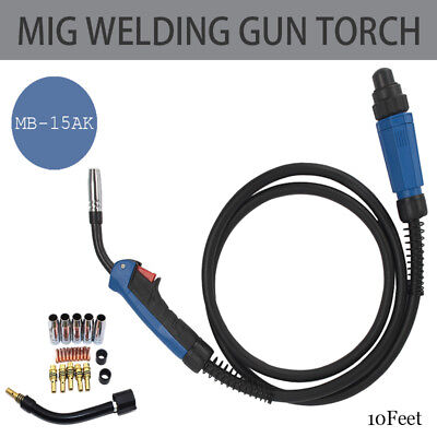 TW-14 MB-14 3m;4m;5m MIG MAG welding torch BESTER type SHERMAN