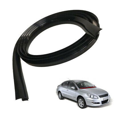 Car Rubber Seal Sealed Strips Trim Moulding Strips Windshield Panel Universal