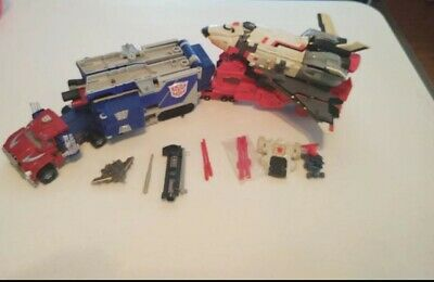 Transformers Armada Overload Rollout Complete Working Sound Max-Cons 2003 Decals