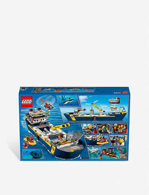NEW LEGO City Expeditionary Party Undersea Exploration Ship 60266 JAPAN F//S