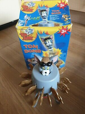 """SHIPPING COMBINED /""""BOMB/"""" -  NEW ITEM TOM AND JERRY INSPIRED BY DISPLAY"""