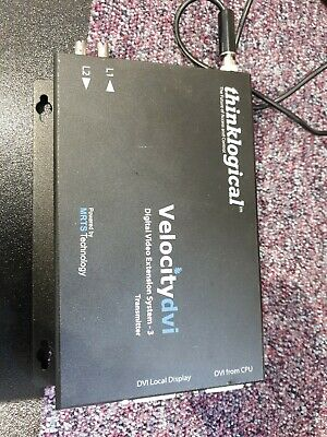 Thinklogical Velocity Dvi Digital Video Extension System -3 Transmiter