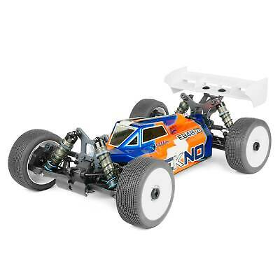 Tekno RC EB48 .3SL SuperLight.4 4WD Competition 1//8 Shock Covers Socks BLUE 4ps