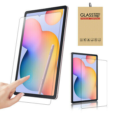 HD Tempered Glass Screen Protector For Samsung Galaxy Tab S6 Lite P610 10.4 Inch