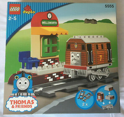 Lego Duplo Thomas The Tank Engine Grey Train Track Bundle Job Lot