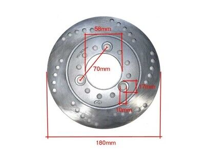 Front Disk for Tao Tao VIP Scooters Mopeds
