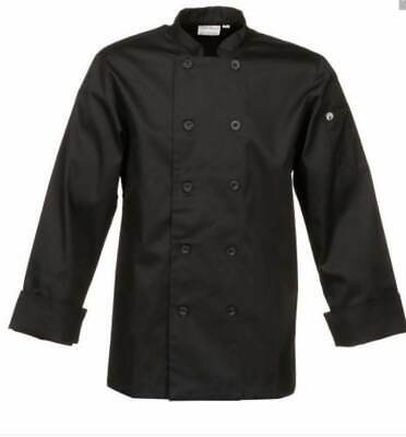 Chef Works Coat size 2XL Black