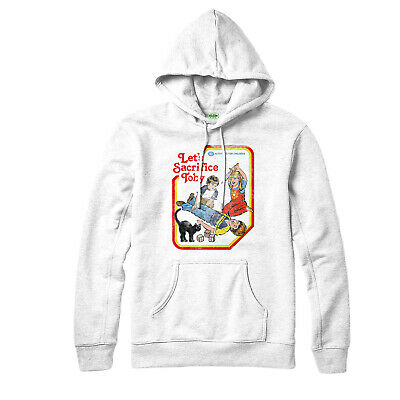 Let's Sacrifice Toby Hoodie,Funny Childrens Sacrificing Adults & Kids Gift Top