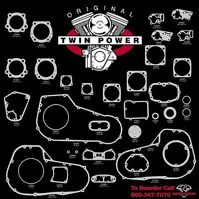 TWIN POWER 160466060 Primary Quick Change Kit