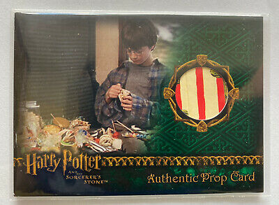 Harry Potter Sorcerer's Stone Wizard Candy Prop Trading Card #120/538 Artbox