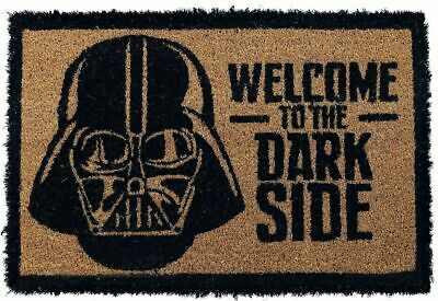 Star Wars Welcome To The Dark Side Unisex Zerbino multicolore, PVC,