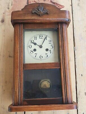 Not got a clue ??  but I clear out an old house  A sheds loads of 1900+s clocks
