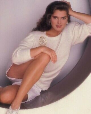 Brooke Shields Glossy 8x10 Photo Picture Print 29012008154