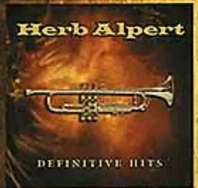 Herb Alpert - Definitive Hits Cd. Brand New. Factory Sealed.
