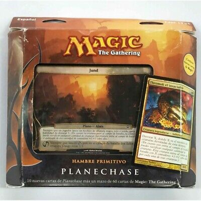 Magic TG Planechase Hambre Primitivo (Castellano)