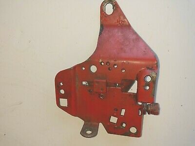 8 hp Briggs & Stratton Engine Horizontal Throttle Plate Generator OEM VTG