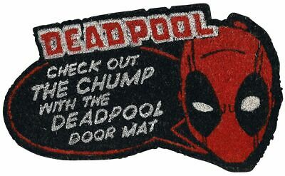 Deadpool Chump Unisex Zerbino multicolore, PVC,