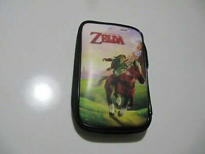 Zelda Ocarina of Time Nintendo 3DS XL Game Traveler Funda