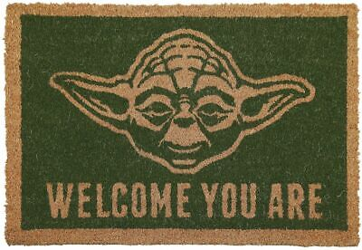 Star Wars Welcome You Are Unisex Zerbino multicolore, PVC,