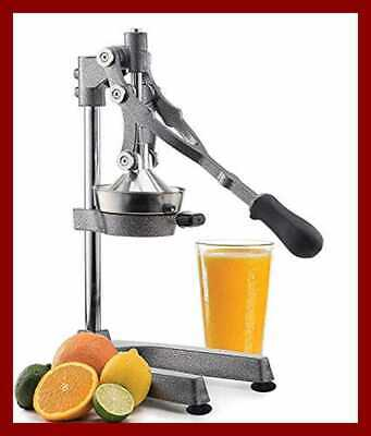 "Vollum Manual Stainless Steel Large 18.5 "" Fruit Juicer"