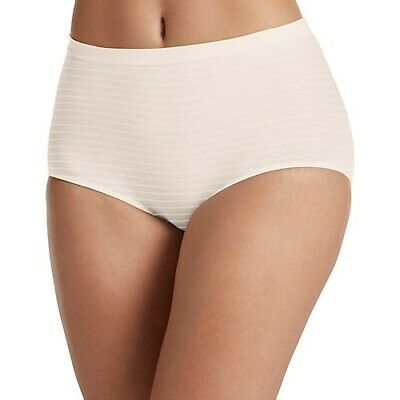 Details about  /Jockey Comfies Cotton Classic Fit Brief Panty 3-Pack Style 1360 Assorted Colors