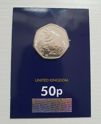 2019 Gruffalo and The Mouse CERTIFIED BU 50 p