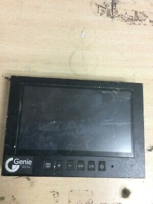 "Genie LM-7323 7"" Surface Mount Monitor LCD Monitors"