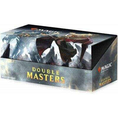 Magic Double Masters Booster Box (English)
