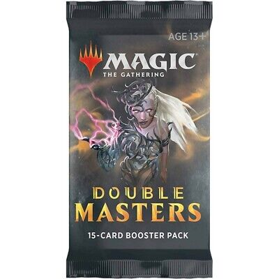 Magic Double Masters Booster (English)