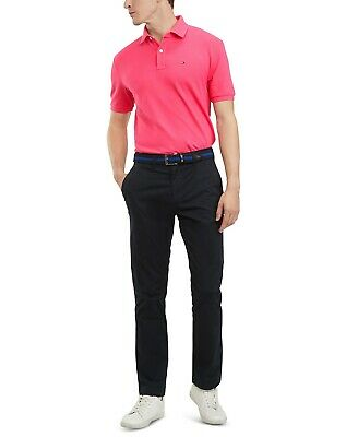 TOMMY HILFIGER Men's Classic-Fit Ivy Polo Shirt NEW NWT
