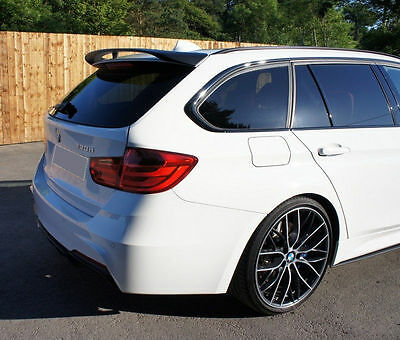 Bmw F31 Touring Roof Spoiler Performance