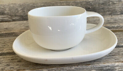 Villeroy /& Boch Urban Nature 7-1//2-Inch By 6-Inch Breakfast Cup Saucer