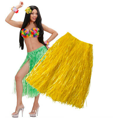 Donna Hawaii Set Blu Aloha Costume hularock Bast Rock Bast gonna Hawaii gonna fiori