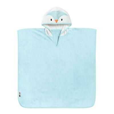 Tommee Tippee à Capuche Gro Poncho Serviette Doux & Absorbant 2-4 Ans, Percy
