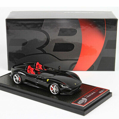 Ferrari Monza SP2 New Black Daytona 1//43 lim.ed 350 pcs BBRC221A BBR Models