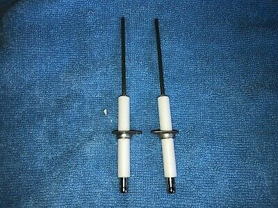 Itm Steam Clean Heater Burner Boiler Pair Electrodes Sparker Build Bend To Shape