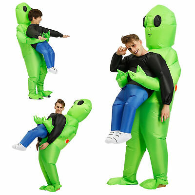 Halloween Alien Inflatable Costume Party Performance Dress Up For Adult / Kids